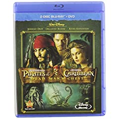 Pirates Of The Caribbean: Dead Man's Chest (Three-Disc Blu-ray/DVD Combo)