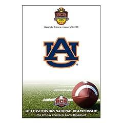 2011 Tostitos BCS National Championship - Auburn vs. Oregon
