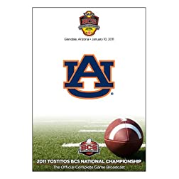 2011 Tostitos BCS National Championship - Auburn vs. Oregon