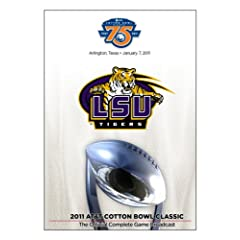 2011 AT&T Cotton Bowl Classic: Texas A&M vs. LSU