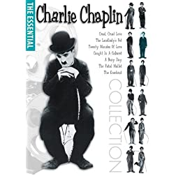 The Essential Charlie Chaplin - Vol. 2: 7 Keystone Comedies