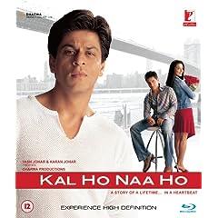Kal Ho Naa Ho (Shahrukh Khan - Karan Johar / Bollywood Movie / Indian Cinema / Hindi Film Blu-ray DVD)