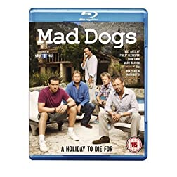 Mad Dogs [Blu-ray]