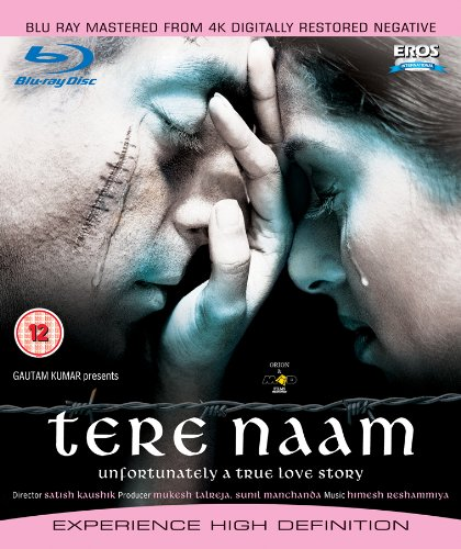 Tere Naam Blu Ray Bollywood With English Subtitles [Blu-ray]