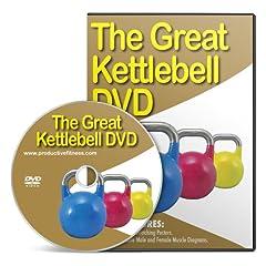 The Great Kettlebell DVD