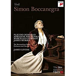 Verdi: Simon Boccanegra (The Metropolitan Opera HD Live, New York 2010)