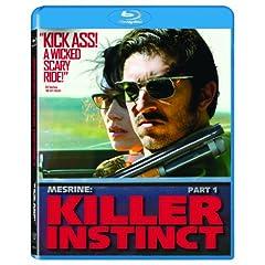 Mesrine: Killer Instinct: Part 1 [Blu-ray]