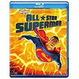 All-Star Superman (Blu-ray/DVD Combo + Digital Copy)