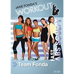 Jane Fonda's Workout: Fast Abs Sculpt with Team Fonda