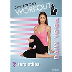 Jane Fonda's Workout: Daily Yoga with Tara Stiles