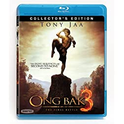 Ong Bak 3 [Blu-ray]