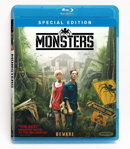 Monsters (Blu-ray Special Edition + Digital Copy)