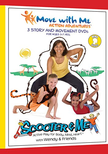 Scooter & Me Mind Series