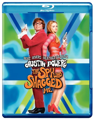 Austin Powers: The Spy Who Shagged Me [Blu-ray]