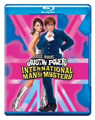 Austin Powers: International Man of Mystery [Blu-ray]