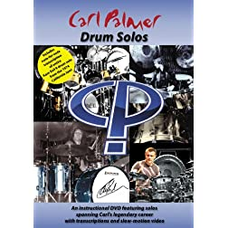 Carl Palmer - Drum Solos