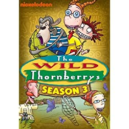 The Wild Thornberrys - Season 3