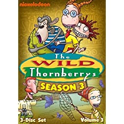 The Wild Thornberrys - Season 3 Volume 3