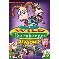 The Wild Thornberrys - Season 5