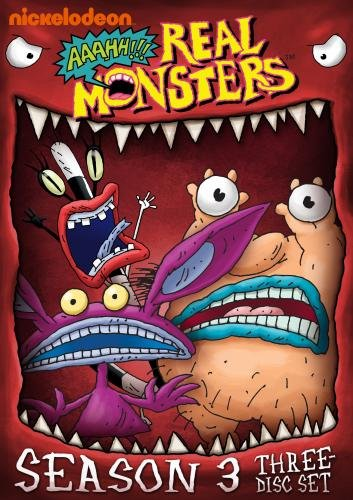 Aaahh!!! Real Monsters - Season 3
