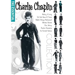The Essential Charlie Chaplin - Vol. 1: 7 Keystone Comedies