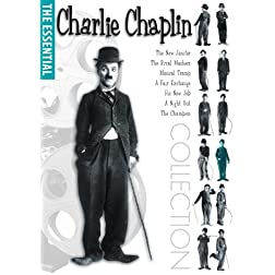 The Essential Charlie Chaplin - Vol. 4: 7 Keystone & Essanay Comedies