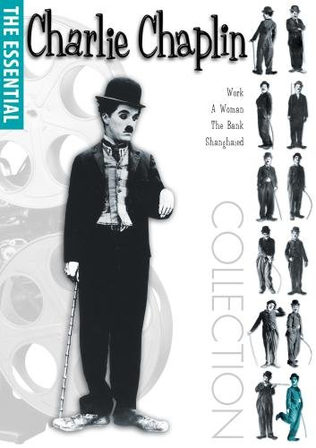 The Essential Charlie Chaplin - Vol. 6: Work/A Woman/The Bank/Shanghaied