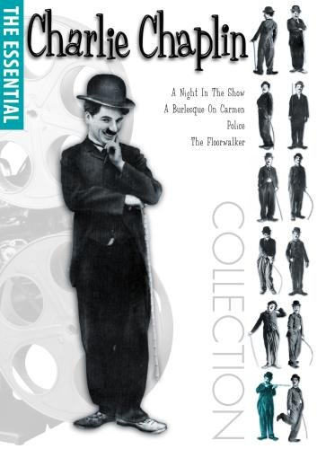 The Essential Charlie Chaplin - Vol. 7: Night in the Show/Burlesque on Carmen/Police/Floorwalker