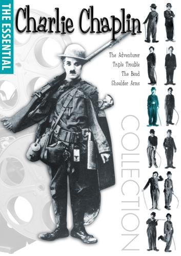 The Essential Charlie Chaplin - Vol. 10: Adventurer/Triple Trouble/The Bond/Shoulder Arms