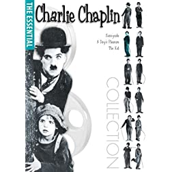 The Essential Charlie Chaplin - Vol. 11: Sunnyside / A Day's Pleasure / The Kid