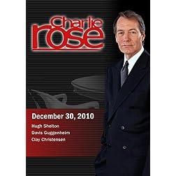 Charlie Rose (december 30, 2010)