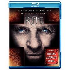 The Rite (Blu-ray/DVD Combo + Digital Copy)