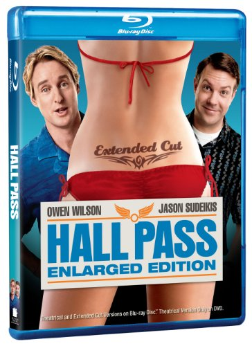Hall Pass (Blu-ray/DVD Combo + Digital Copy)