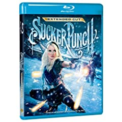 Sucker Punch (Blu-ray/DVD Combo + Digital Copy)