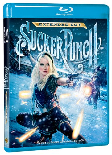 Sucker Punch (Two-Disc Extended Edition) [Blu-ray]