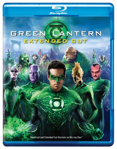 Green Lantern (Two-Disc Blu-ray/DVD Combo + UltraViolet Digital Copy)