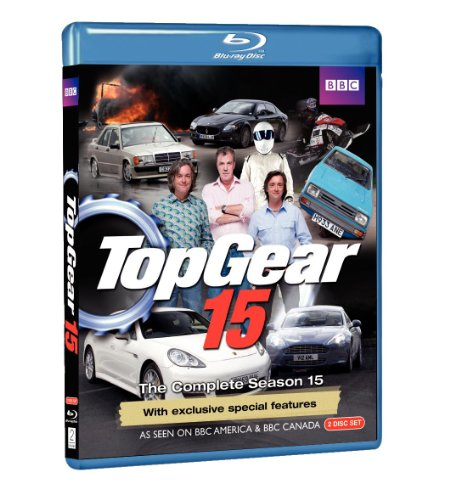 Top Gear: Complete Season 15 [Blu-ray]