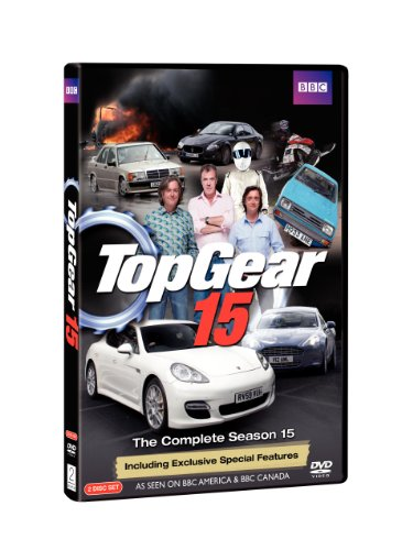 Top Gear: Complete Season 15