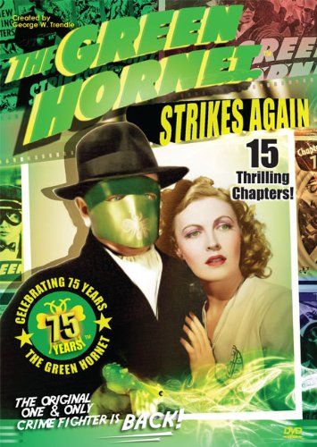 Green Hornet Strikes Again-75th Anniversary
