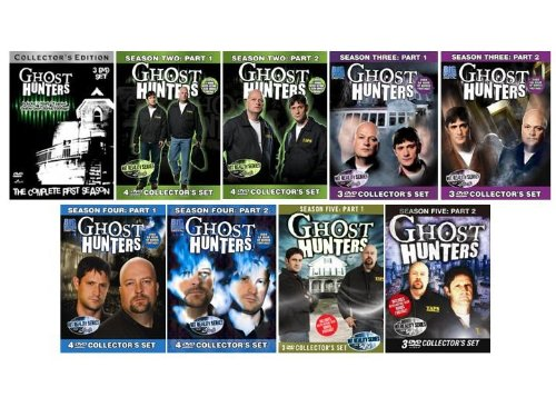 Ghost Hunters: Season 1-5 Bundle