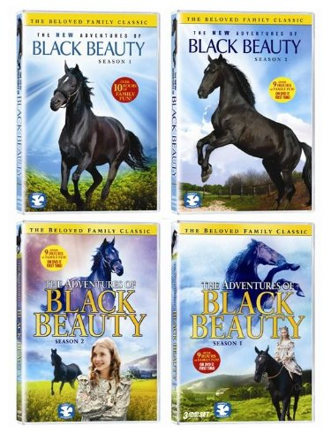 Adventures/New Adventures of Black Beauty Bundle