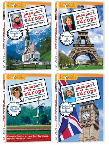 Passport To Europe Bundle