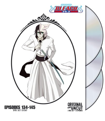 Bleach Uncut Box Set 8