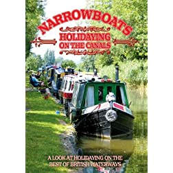 Narrowboats Holidaying on the Canals