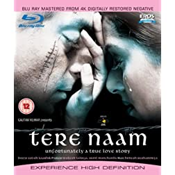 Tere Naam [Blu-ray] (Salman Khan Hindi Film / Bollywood Movie / Indian Cinema)