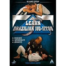 Santos, Paulo Sergio - Learning Brazilian Jiu-jitsu