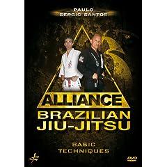 Santos, Paulo Sergio - Alliance Brazilian Jiu-jitsu: Basic Techniques