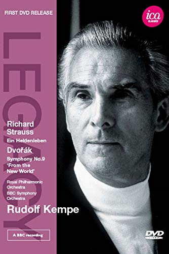 Rudolf Kempe - Strauss: Ein Heldenleben; Dvorak: Symphony No. 9 'From the New World'