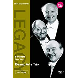 Beaux Arts Trio - Schubert: Piano Trios Nos. 1 & 2