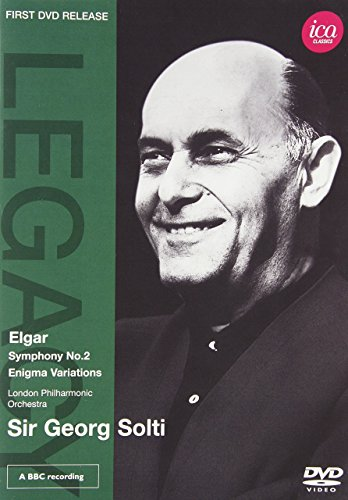 Sir Georg Solti - Elgar: Symphony No. 2; Enigma Variations